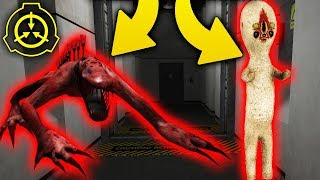 Секретная Лаборатория с Чудовищами! - SCP - Containment Breach 1.3.11