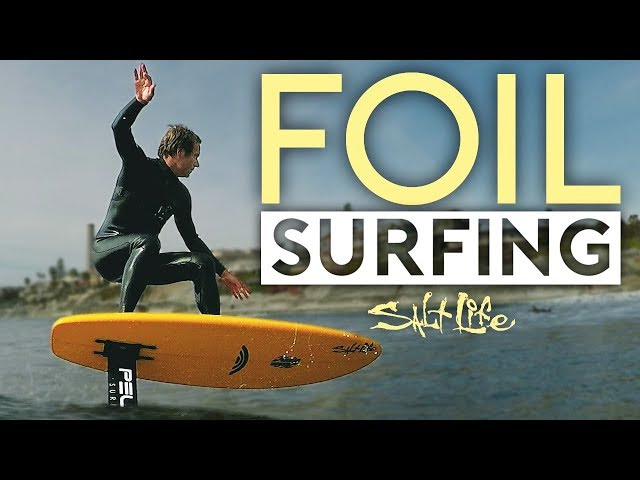 Surfing Alternatives with Colin McPhillips | Salt Life