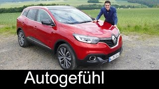 All New Renault Kadjar Bose Edition FULL REVIEW Test Driven Compact SUV Sister Of Nissan Qashqai