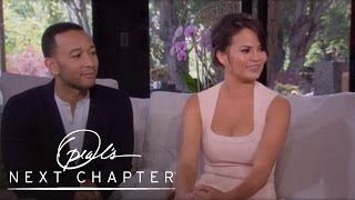 John Legend Knew He Wanted to Marry Chrissy Teigen | Oprah's Next Chapter | Oprah Winfrey Network