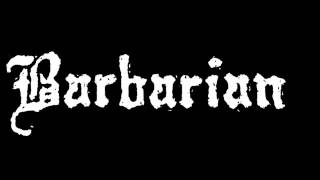 Fenriz' Band of the week - Barbarian (the hammer and the anvil)