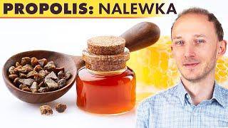 Propolis: dar od pszczół – jak spożywać, właściwości, nalewka z propolisu | Dr Bartek Kulczyński