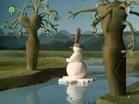 Macko Usko - Snehuliacik