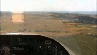 preview picture of video 'Katana DA 20 Approach EDFZ 26'