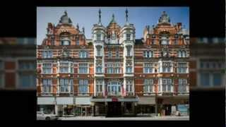 preview picture of video 'A grand hotel in Leicester city centre - Mercure Leicester City Hotel'
