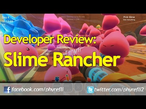 Steam közösség :: Videó :: Developer Review: Slime Rancher