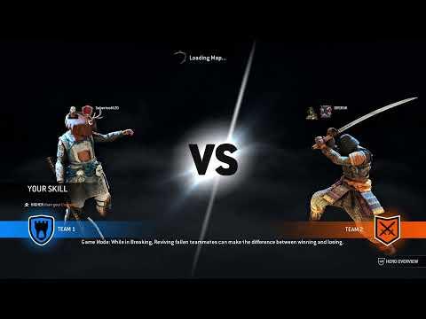 For Honor custom brawl