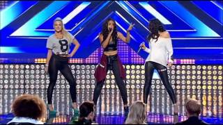 The X Factor Australia 2014 Auditions - Trinity
