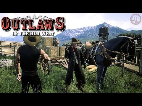 The Good The Bad and The Ugly | Outlaws of the Old West | MP Server | S2 EP19