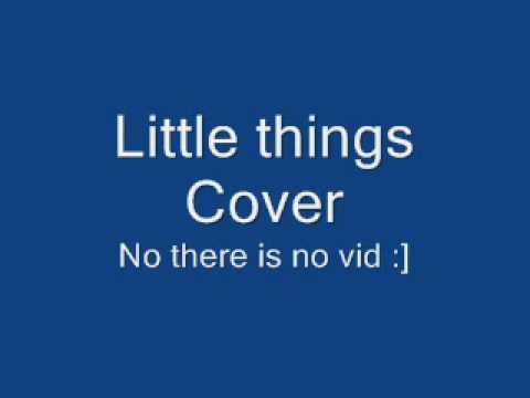 Little Things chords & lyrics - Tiffany Alvord