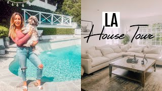 My LA House Tour// Modern Bohemian
