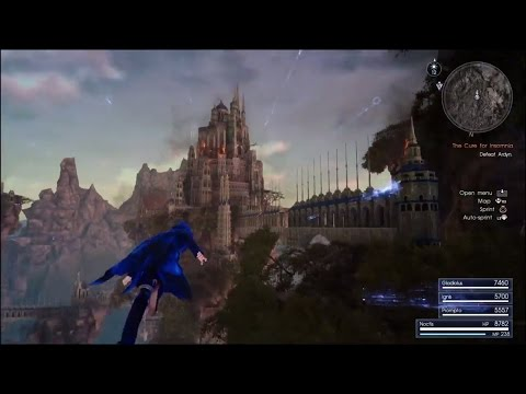 Great game   But dissapointed  :: FINAL FANTASY XV WINDOWS