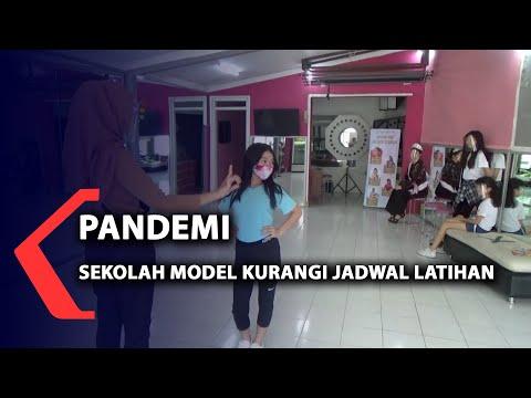pandemi sekolah model kurangi jadwal latihan