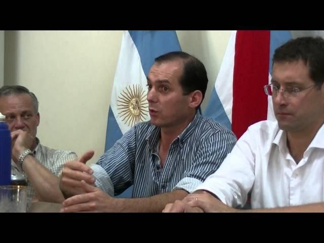 El Vice Intendente, sobre el reclamo opositor por los sueldos