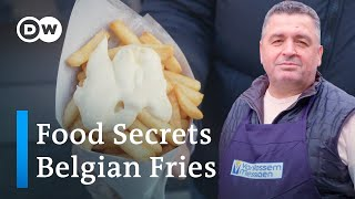 Belgian Fries: Why Belgium Has The World's Best Fries | Food Secrets Ep. 2 | DW Food