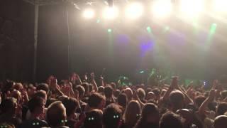 Dizzy Mizz Lizzy - 67 Seas In Your Eyes / Glory (Weert 28 Jan 2017)