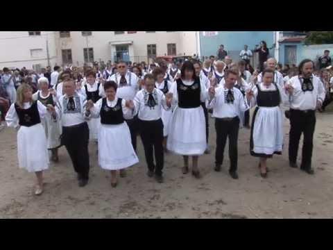 1. Treffen in Arbegen: Aufmarsch