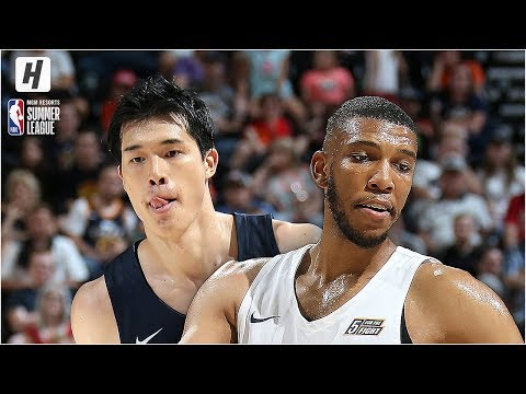 Memhis Grizzlies vs Utah Jazz Full Game Highlights | July 1, 2019 NBA Summer League
