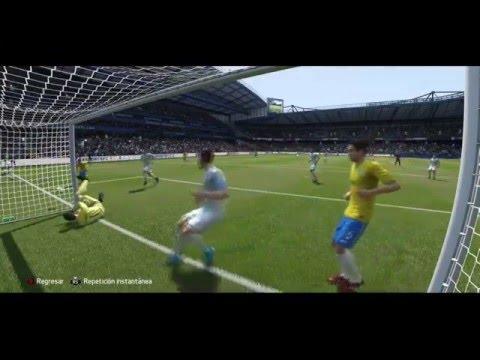 FIFA 16 - Handanovic - El Muro de la Porteria