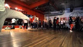 Hotline Bling - Kehlani x Charlie Puth | @AntoineTroupe Choreography