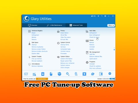Free PC Tune-up