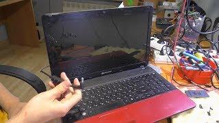 Не включается ноутбук Packard Bell TS11 (P5WS0)