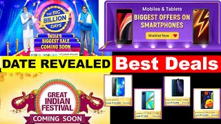 Flipkart Big Billion Days - Best Smartphone Deals & Offers Revealed