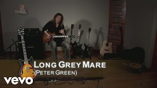 Cours de guitare - Long Grey Mare (Rendu célèbre par Fleetwood Mac)