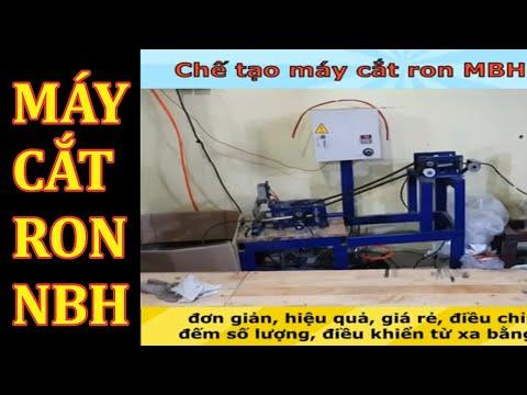 Máy cắt ron mbh