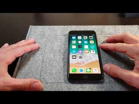 Apple IPhone 8 Plus Einrichtung und erster Eindruck - Deutsch/German