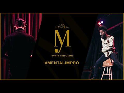 Mentalimpro. Show de mentalismo e hipnosis
