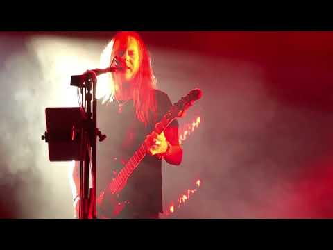 Alice in Chains - Red Giant, live @ Revention Music Center, Houston 2018