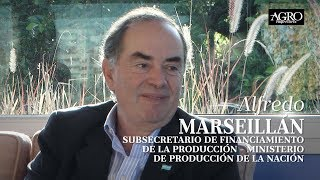 Alfredo Marseillán - Subsecretario de Financiamiento de la Producción