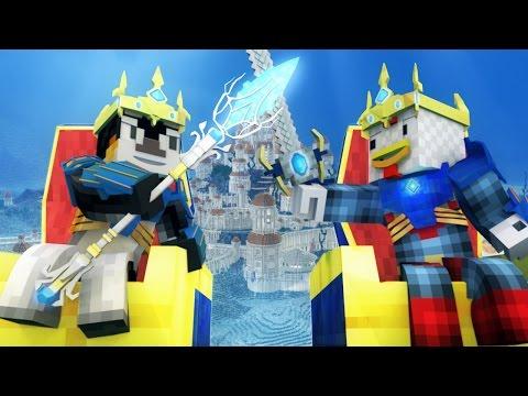 Minecraft parody lyrics atlanteans by theatlanticcraft for The atlantic craft minecraft