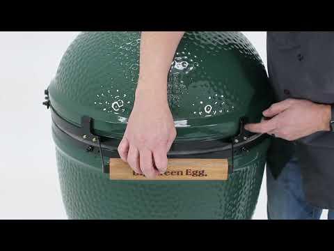 Startovací set gril Large, Big Green Egg