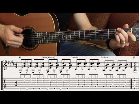 Five Awesome Fingerstyle Patterns for Beginners on Acoustic Guitar