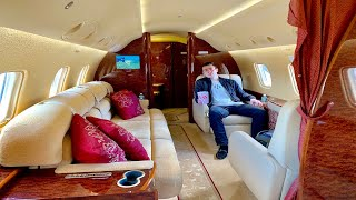 How To Fly on Private Jets For CHEAP! (travel hack)