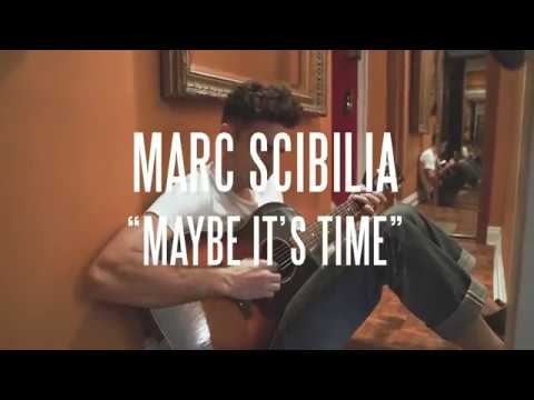 Marc Scibilia - Maybe It's Time (Acoustic) - A Star Is Born Cover Mp3