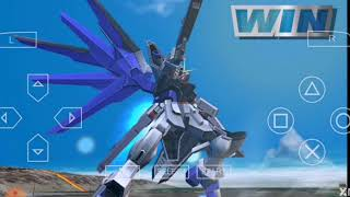 Gundam next plus for psp on android freedom gundam VS 00 Raiser and Reborns gundam