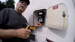 RV circuit breakers