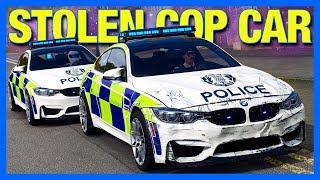 Forza Horizon 4 Online : Stolen Police Car!! (Part 4)