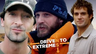 Tom Hardy, Henry Cavill & Adrien Brody | Driven To Extremes ALL the full episodes by Fifth Gear