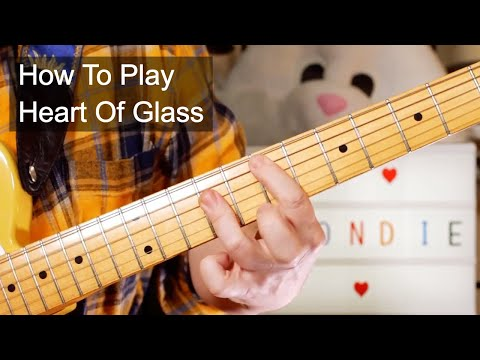 Blondie Heart Of Glass Lyrics And Guitar Chords