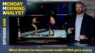 What Donald Cerrone Proved Modern MMA Gets Wrong | Monday Morning Analyst #466