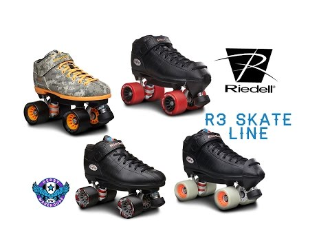 Riedell R3 Skates Insight