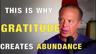 Dr. Joe Dispenza Gratitude And HOW IT CREATES ABUNDANCE (watch This!)