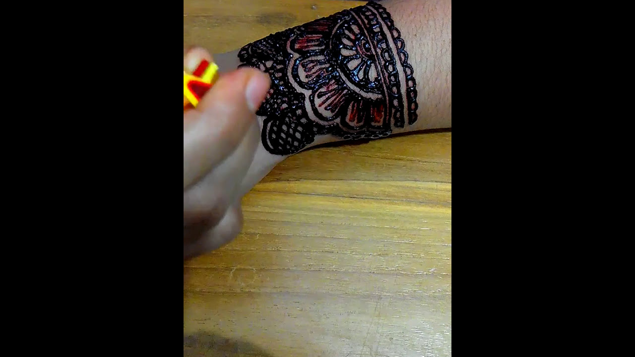 full hand indian bridal mehndi design tutorial by munni's mehndi design
