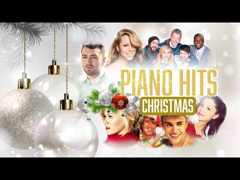 Piano Hits : Over 1 HR of Christmas Songs (Background music, relaxing, studying,