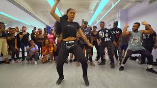 Yemi Alade   Oh My Gosh Choreography By Izzy Odigie | NYC CLASS
