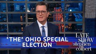How Donald Trump Butted Into Ohio's Special Election - Video Youtube